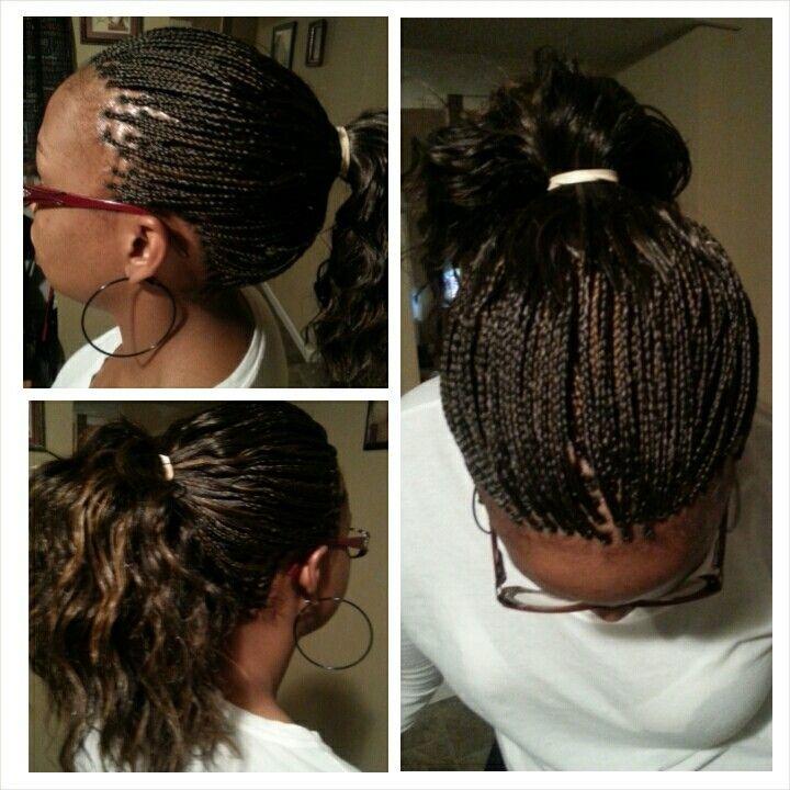 Elegant micro braids kadi african hair braiding african Kadi African Hair Braiding Ideas