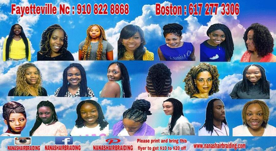 Elegant nanas hair braiding African Hair Braiding Boston Ideas