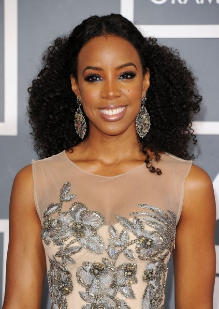 Elegant natural curly hairstyles for african american hairstyles Hairstyles For African American Naturally Curly Hair