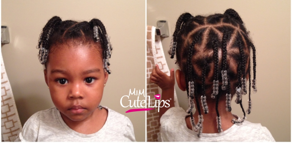 Elegant natural hairstyles for kids mimicutelips Natural Braided Hairstyles For Toddlers Choices