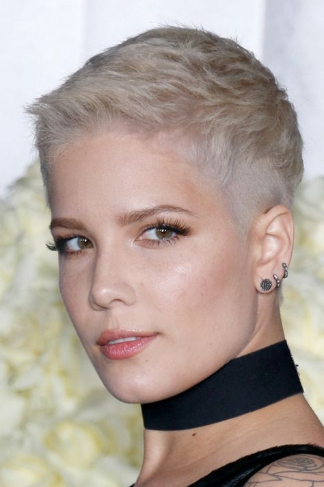 Elegant pin on extreme short hairstyles for mature women Extreme Short Haircuts For Women Ideas