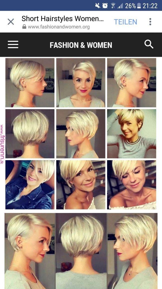 Elegant pin on frisuren Very Short Bob Hairstyles Pinterest Inspirations