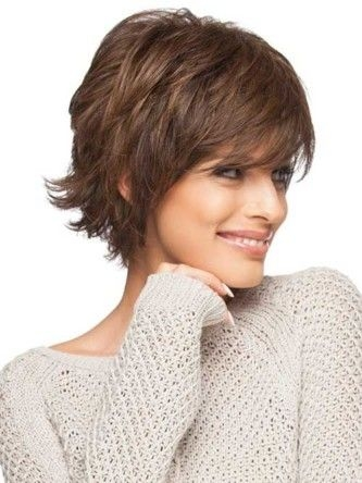 Elegant pin on hair beauty styles Pictures Of Short Shag Haircuts Ideas