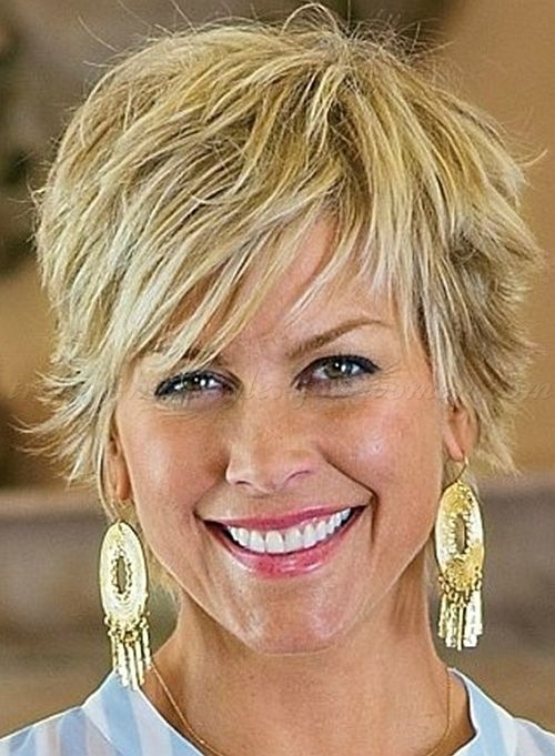 Elegant pin on hair styles Short Hair For Over Fifties Ideas