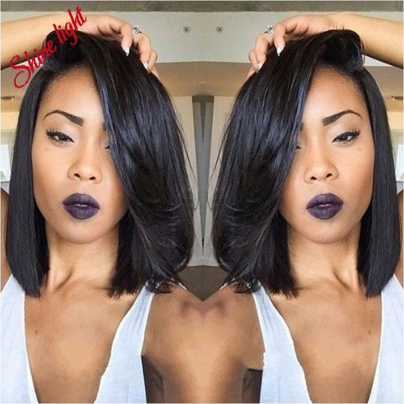 Elegant pin on natural hair growth Bob Styles For African American Hair Designs