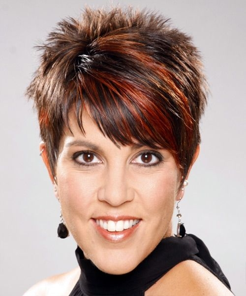 Elegant pin on toni provost Spiked Short Hair Styles Inspirations