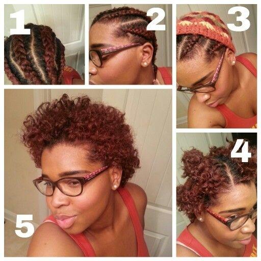 Elegant pin vyse stylez on vyse hair medium natural hair styles Twa Braid Hairstyles Choices