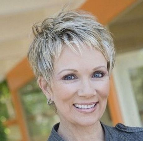 Elegant pixie haircuts for women over 50 short hair styles hair Short Pixie Haircuts For Older Women Inspirations
