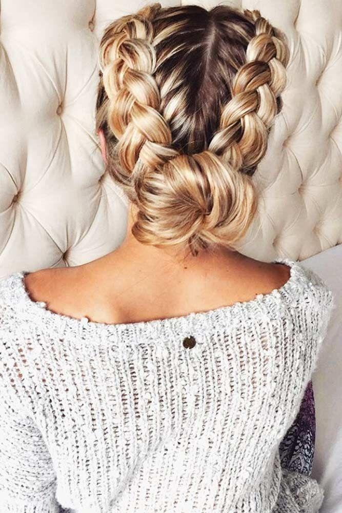 Elegant see our ideas of braid hairstyles for christmas parties Cute Braid Long Hair Ideas