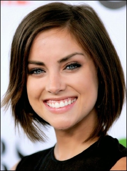 Elegant short haircuts for thin hair and oval face carolin style Short Haircuts For Thin Hair And Oval Face Inspirations