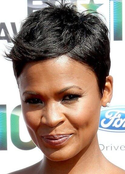 Elegant short pixie haircuts for african american hair 20 Short Pixie Haircuts For African American Hair Ideas