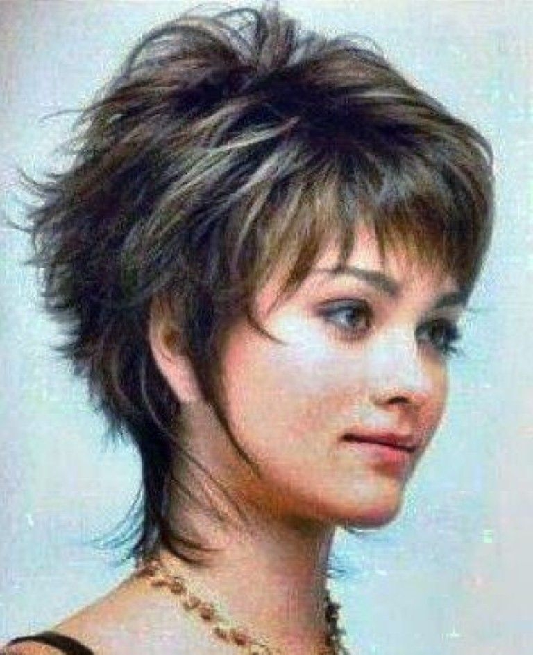 Elegant short shaggy hairstyles for women images 768945 Pictures Of Short Shag Haircuts Inspirations