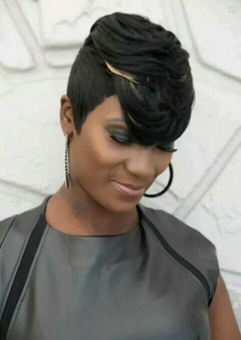 Elegant sophisticates black hair styles and care guide quick African American Short Quick Weave Hairstyles Ideas