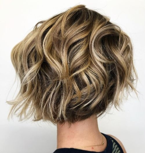 Elegant the 40 best short hairstyles for fine hair palau oceans Short Hairdos For Thin Wavy Hair Inspirations