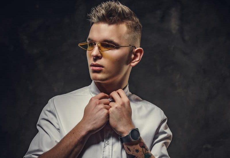 Elegant top 50 best short haircuts for men frame your jawline Hair Styles For Short Hair Men Inspirations
