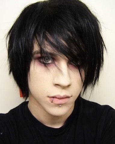 Elegant top five emo hairstyles for guys hairstyle on point Emo Haircuts For Short Hair Guys Choices