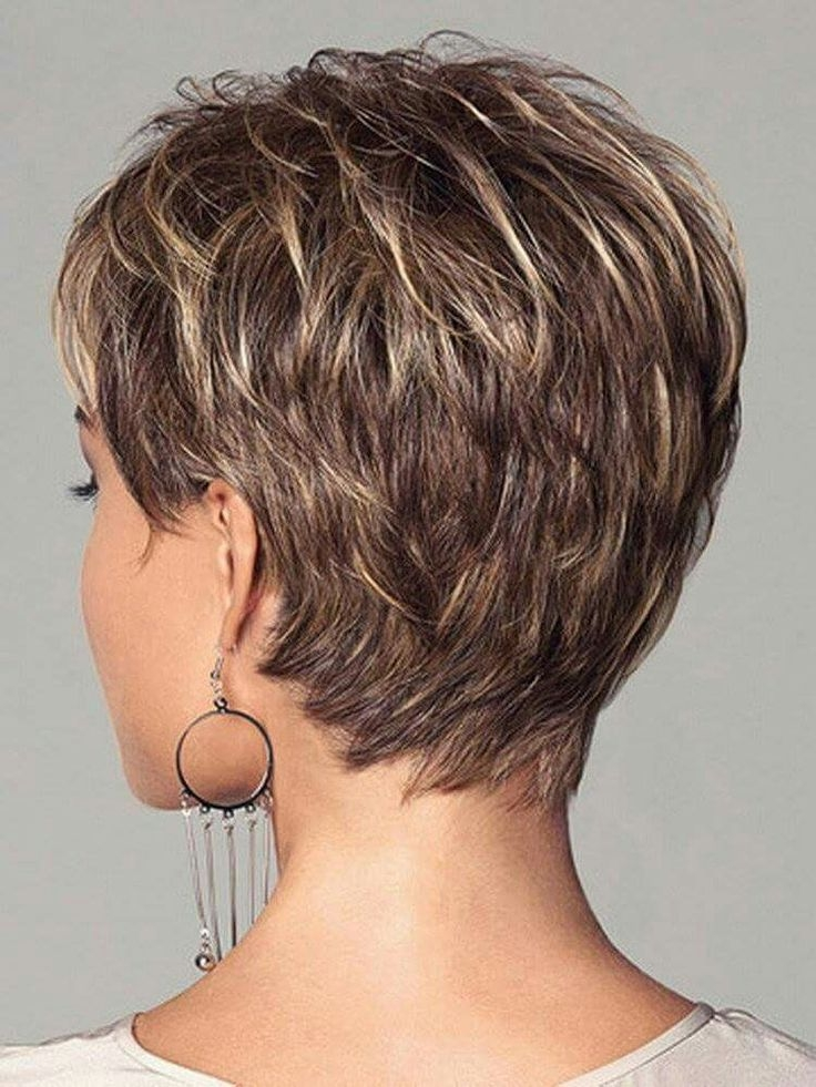famous inspiration 41 short haircuts back view only Short Haircut Styles Back View Inspirations