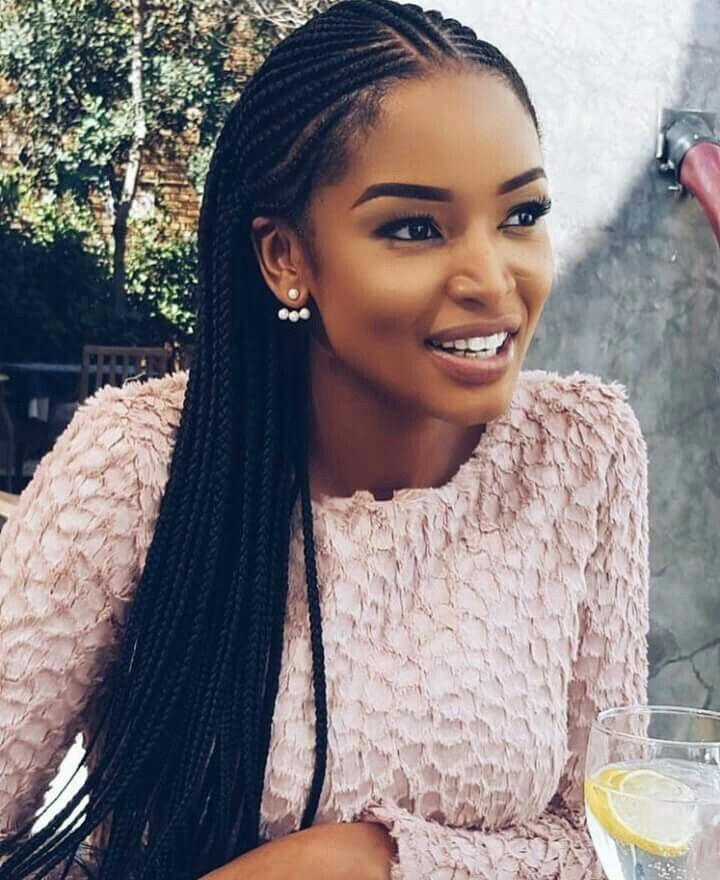 follow makeuplina for more poppin pins South African Hair Cornrows