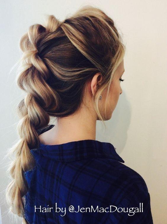 Fresh 10 cute braided hairstyle ideas stylish long hairstyles 2020 Cute Braid Long Hair Inspirations