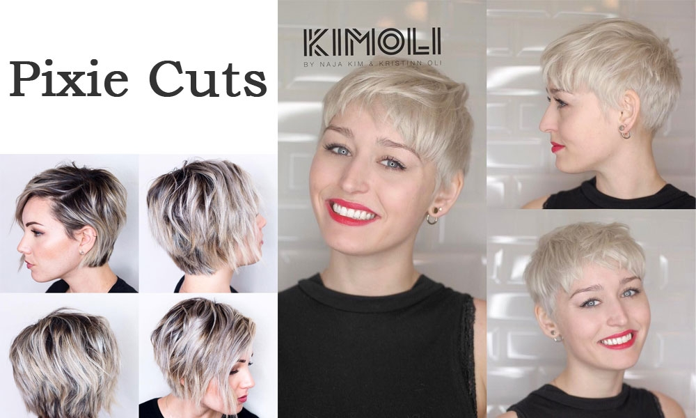 Fresh 10 incredible pixie cuts short haircuts for oval faces Short Haircuts For An Oval Face Inspirations
