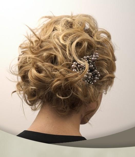 Fresh 10 pretty wedding updos for short hair popular haircuts Cute Short Hairstyles For Bridesmaids Ideas