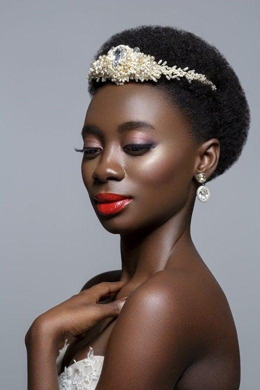 Fresh 101 trendiest wedding hairstyles for black women in 2020 Short Hairstyles For Black Bridesmaids Inspirations