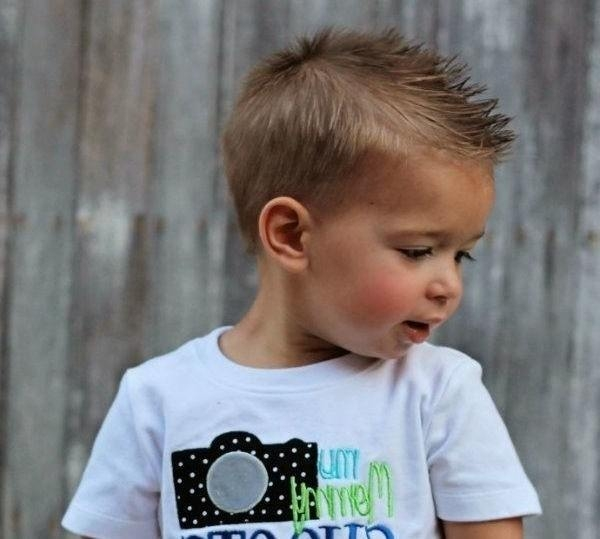 Fresh 116 sweet little boy haircuts to try this year Little Boys Short Haircuts Inspirations