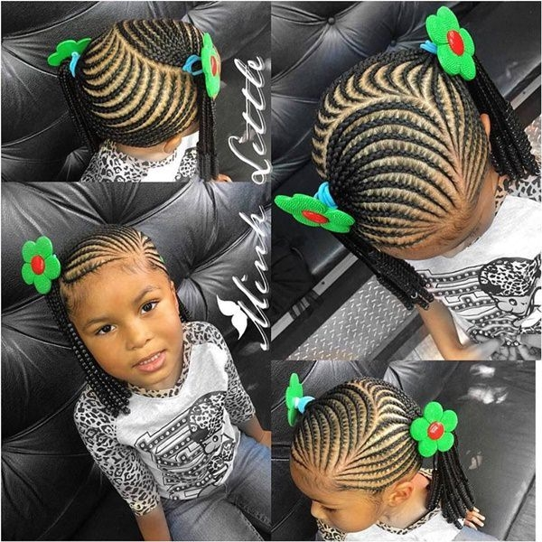 Fresh 133 gorgeous braided hairstyles for little girls Hair Braiding Styles For Little Black Girls Ideas