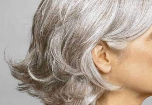 Fresh 15 hairstyles for short grey hair Short Wavy Grey Hair Styles Ideas