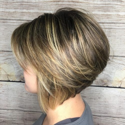 Fresh 15 hottest short stacked bob haircuts to try this year Short Stack Haircuts Choices