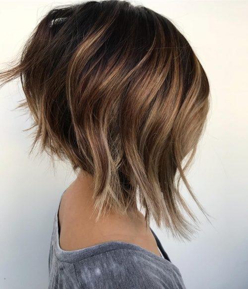 Fresh 18 best short dark hair color ideas of 2020 Light Brown Short Hair Styles Ideas