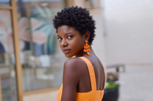 Fresh 19 hottest short natural haircuts for black women with short Afro Short Hair Styles Ideas