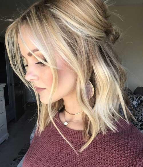 Fresh 20 simple updos for short hair for daily look short haircuts Picture Day Hairstyles For Short Hair Choices