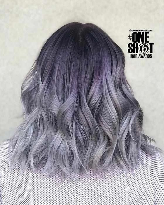 Fresh 23 best short ombre hair ideas for 2019 shortombrehair Dye Short Hair Styles Inspirations