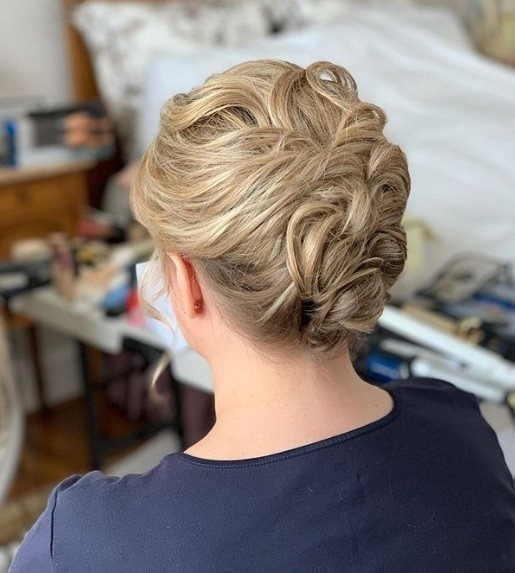 Fresh 24 beautiful mother of the bride hairstyles 2019 Short Curly Hairstyles For Mother Of The Bride Inspirations