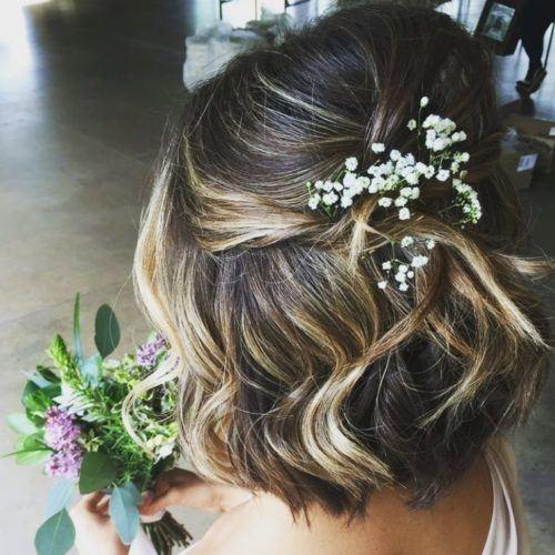 Fresh 30 curly wedding hair looks to inspire Curly Wedding Hairstyles For Short Hair Inspirations