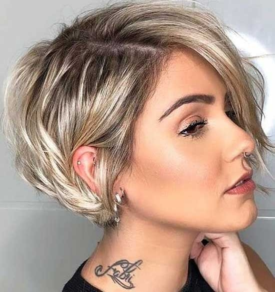 Fresh 30 cute short hairstyles you must try in 2020 short Cute Short Haircuts Inspirations
