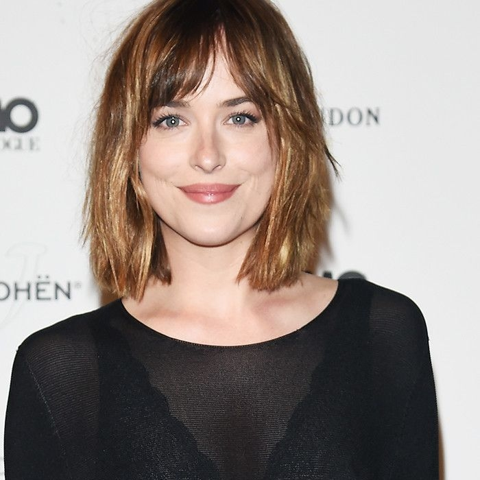 Fresh 30 it girl approved short haircuts for fine hair Short Hairstyles With Fringe For Fine Hair Ideas