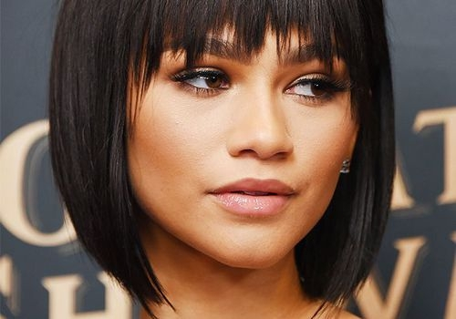 Fresh 30 short hair with bangs hairstyles to try Hairstyle For Short Hair With Side Bangs Inspirations