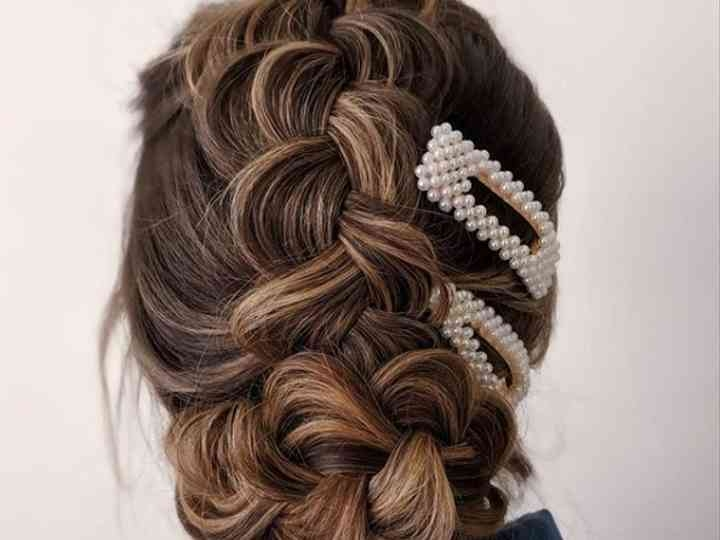 Fresh 33 of the most beautiful wedding guest hairstyles hitched Short Hair Updos For Wedding Guest Choices