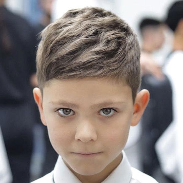 Fresh 35 cute little boy haircuts adorable toddler hairstyles Short Haircuts For Little Boys Ideas