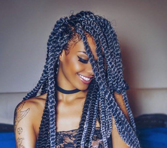 Fresh 40 gorgeous yarn braids styles we adore Braids With Yarn Hair Styles Choices