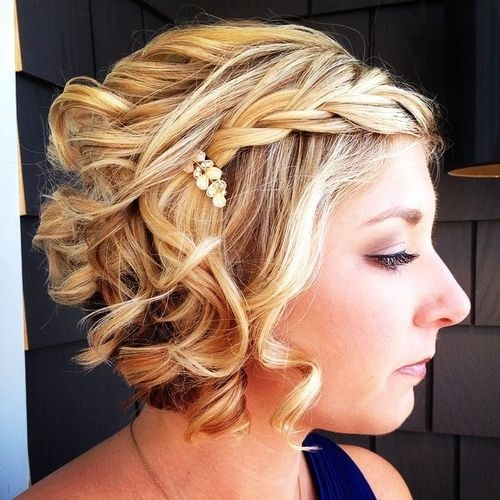 Fresh 40 sparkly christmas and new year eve hairstyles prom Hairstyles For Short Hair For New Years Eve Inspirations