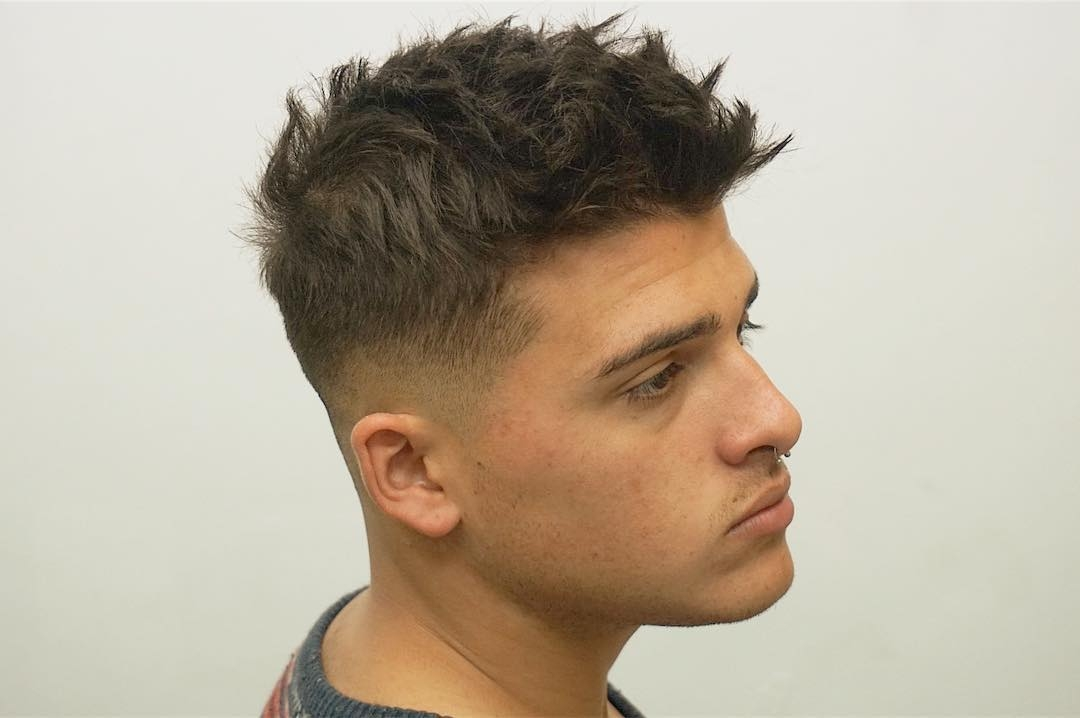 Fresh 44 haircuts for men with thick hair short medium Hairstyles For Short Thick Hair Guys Inspirations