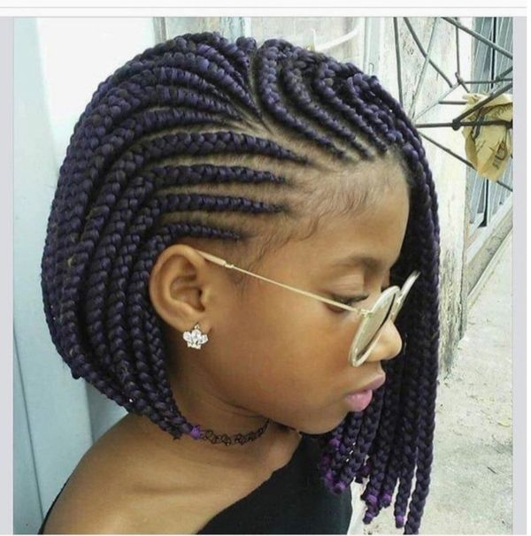 Fresh 47 of the most inspired cornrow hairstyles for 2020 Braiding Hairstyles Pictures Inspirations