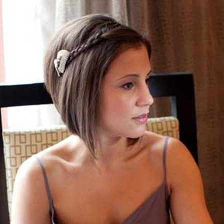 Fresh 50 bridesmaid hairstyles for short hair formal hairstyles Short Hairstyle For Maid Of Honor Choices
