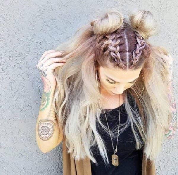Fresh 50 gorgeous braids hairstyles for long hair Easy Hairstyles Long Hair Braids Choices