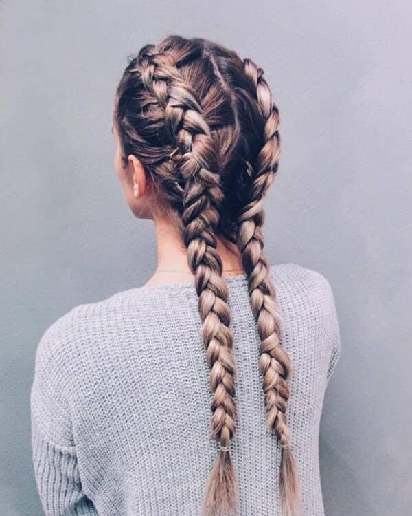 Fresh 50 gorgeous braids hairstyles for long hair Hair Braids Styles For Long Hair Inspirations