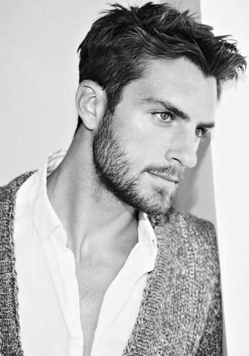 Fresh 50 mens short haircuts for thick hair masculine hairstyles Short Haircuts For Men With Thick Hair Inspirations