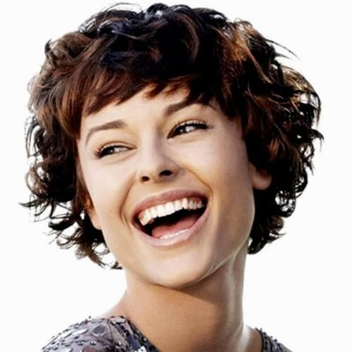 Fresh 50 perfect short haircuts for round faces hair motive hair Hairstyles For Round Faces And Thick Hair Short Inspirations